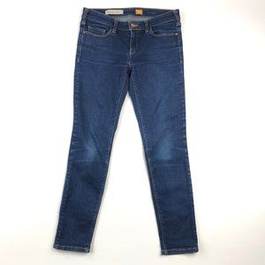 Pilcro and the Letterpress Serif Skinny Ankle Jean